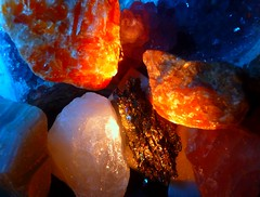 "Underwater Gemstones (""""Irene"""") Tags: pink light red brown white love water true dark real amber aqua glow colours shine purple natural earth top priceless glory bottom rich mother deep fake twinkle shades sparkle collection hidden creation earthy hues gloss below float risen inspire dig find assortment mixture shing appreciate allrightsreserved feelings gemstones foolsgold flickraward theinspirationgroup irenecartonsphotography"