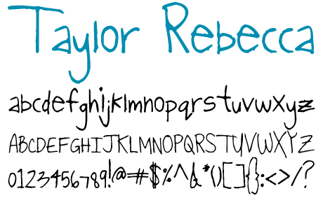 click to download Taylor Rebecca
