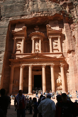 Petra's monument