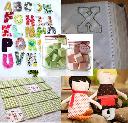 Craft Roundup: Gifts