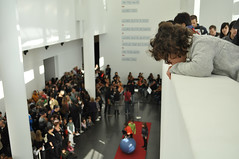Musicircus for Children de John Cage (MACBA) Tags: barcelona cage event macba score johncage musicircus