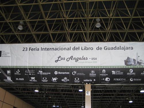Int'l Lit Festival in Guadalajara