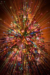 christmas tree explosion (day 9 of 365) EXPLORED!!!