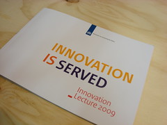 Download the Innovation is Served book