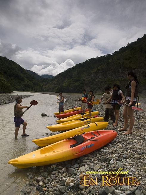 Ambuklao Kayaking Intro