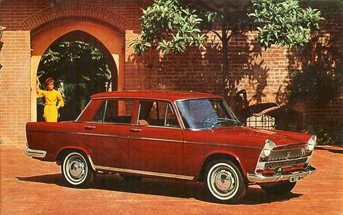 1962 Fiat 1500 L Iswahyudi
