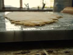 homemade mushroom ravioli - 34