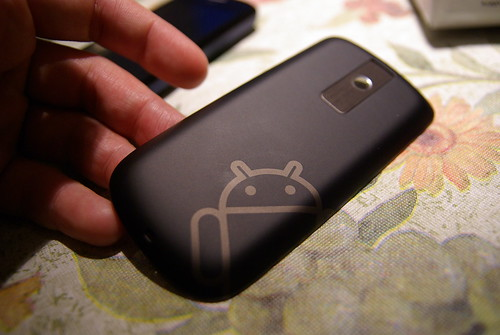 Android Dev Phone 2 cover