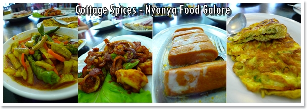 Cottage Spices - Nyonya Dishes