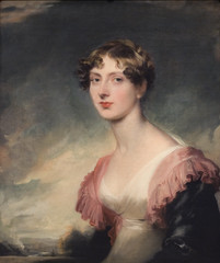 Mary, Countess of Plymouth, Ca. 1817 (Maulleigh) Tags: art museum lawrence san francisco thomas mary plymouth honor sir legion countess 1817