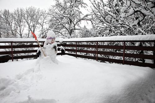 Naš snežak
