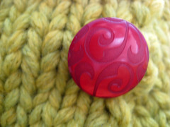 vivid cowl button detail