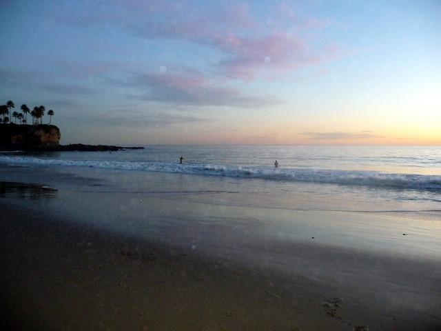 Patrick Nouhailler visiting Laguna Beach 1-3-2010 12-09-34 PM