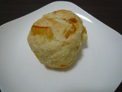 豆腐米粉パン(マーマレード)