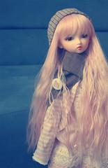 Bliss Hamilton. ( dollycious ) Tags: pink doll sd bjd superdollfie volks bliss sd10 megu f01