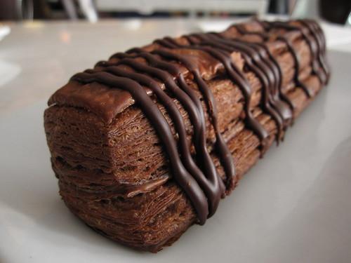 pain au trois chocolat
