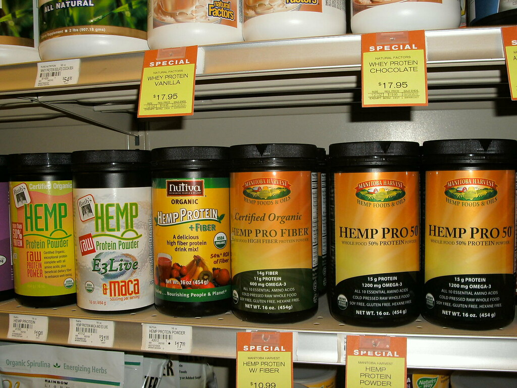 Hempsters Crew Find: Hemp Protein Powder
