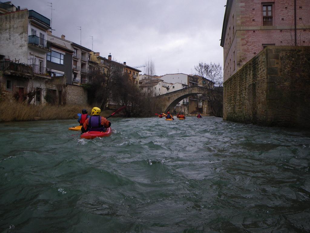 Descenso ríos Urederra y Ega 057