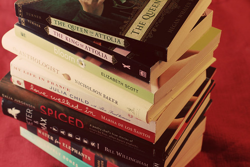 Book Addiction by Emily Carlin, on Flickr