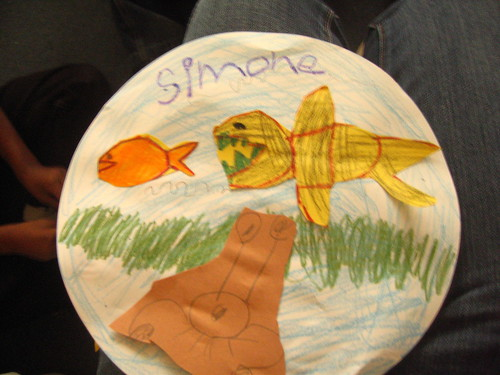 Student work - ecosystems