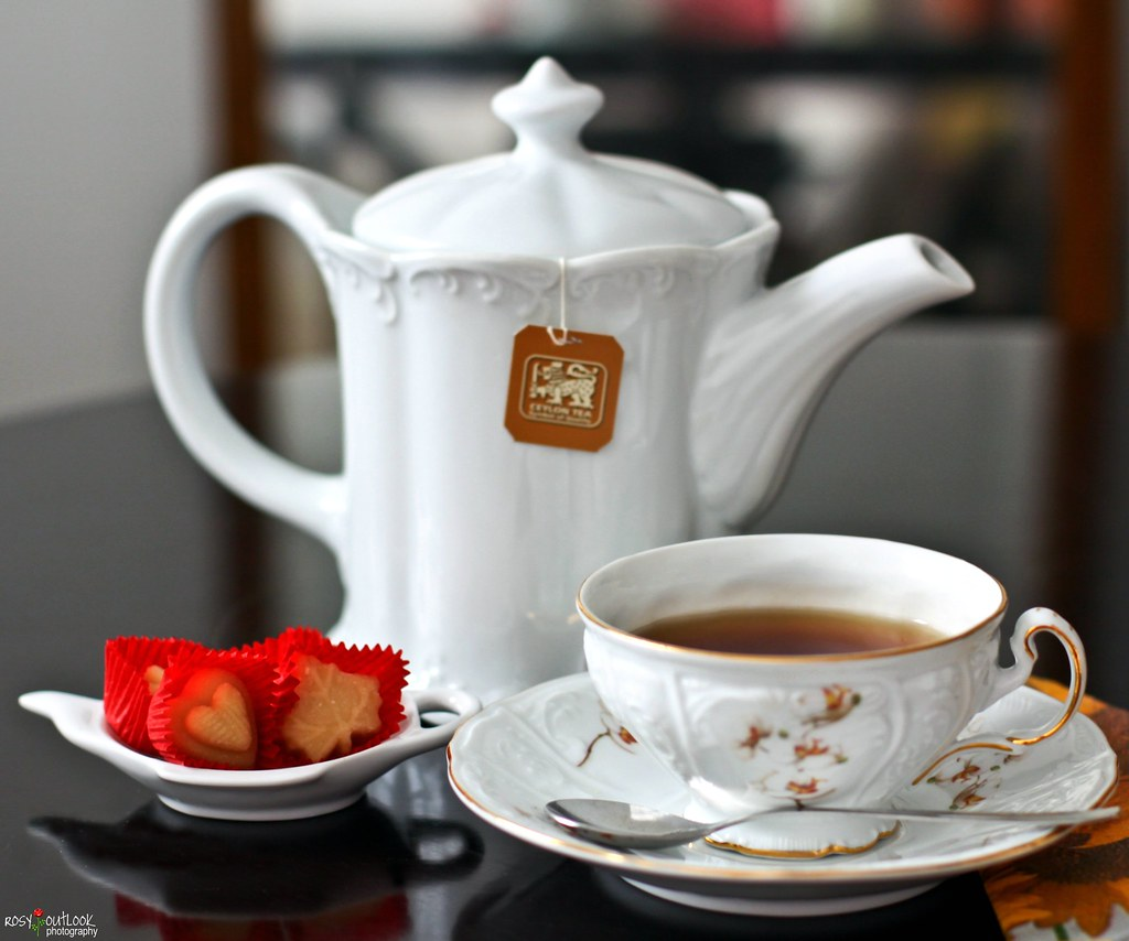 Teatime in Canada