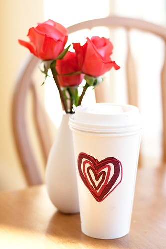 Starbucks Heart cup