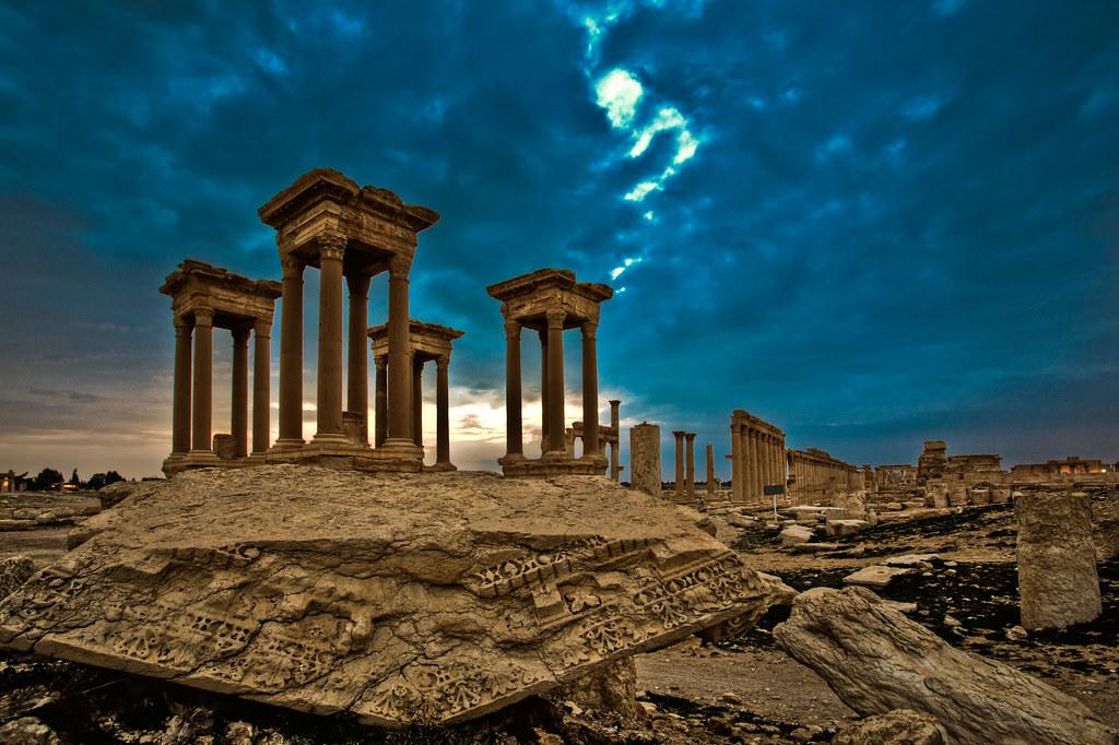 Maravillas Siria