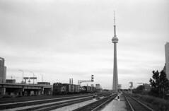 Scan10271 (citatus) Tags: street toronto canada cn train lakeshore yonge freight