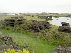 Green valley (she_who_must) Tags: iceland north myvatn stakhjolstjorn