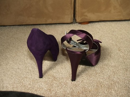 Related Posts Purple bridal shoes Wedding Shoes