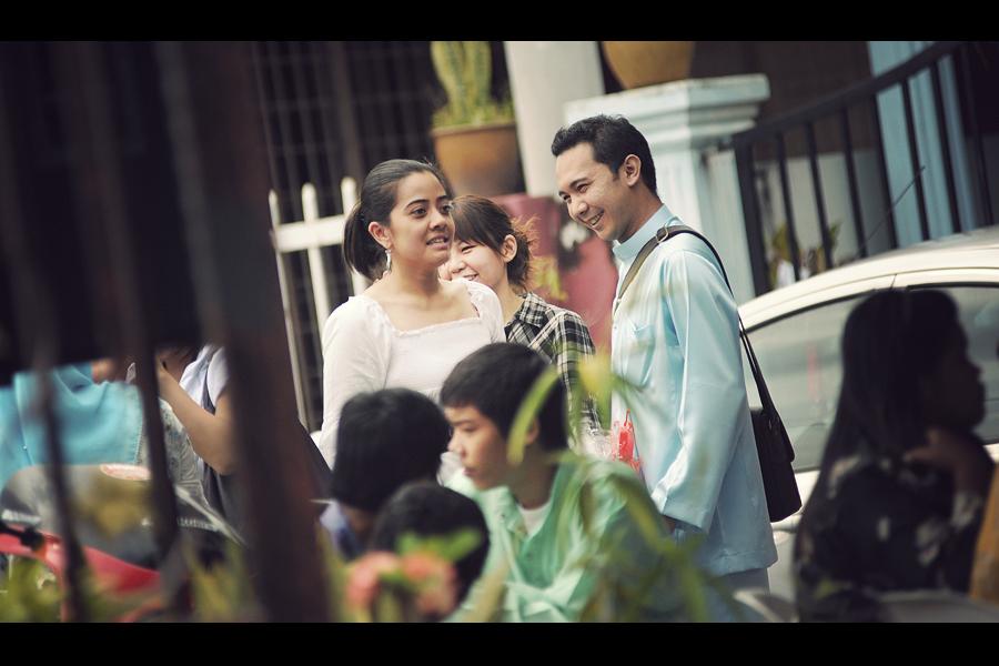 Gambar Kahwin Farish