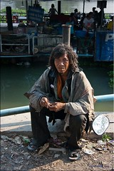 Travelling Man (Ursula in Aus) Tags: tattoo thailand yantra tattooing waikhru nakhonpathom นครปฐม ประเทศไทย sakyant tattoofestival รอยสัก watbangphra nakhonchaisi earthasia nakhonchaisri totallythailand วัดหลวงพ่อเปิ่น รูปสัก วัดบางพระ ลายสัก สักยันต