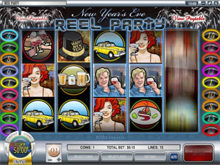 Reel Party slot game online review