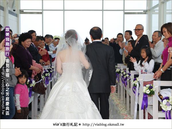 【心之芳庭】幸福婚禮登場~台中心之芳庭慶典區26