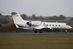 C-FHPM - 1103 - Private - Gulfstream IV - Luton - 091111 - Steven Gray - IMG_4504