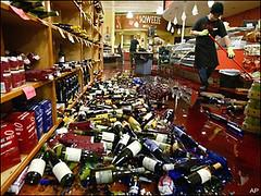 Chile: El terremoto impactaría en el precio de los vinos