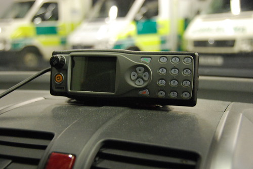 Scottish Ambulance Service Radio System - Transmission1