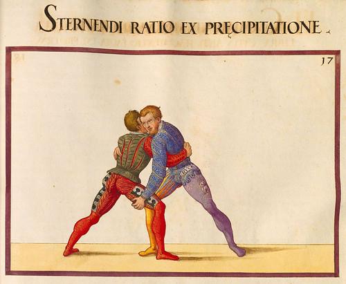 024-De arte athletica I- BSB-© Bayerische Staatsbibliothek