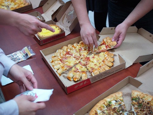 pizza海