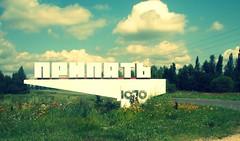 You are now entering The Zone. Pripyat' / Chernobyl, Ukraine (Daniel Kliza) Tags: plant power explosion nuclear ukraine powerplant 1986 chernobyl thezone pripyat