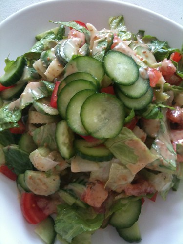 Chopped Mix Vege Salad 1