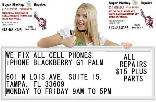 Tampa Cell Phone Repairs