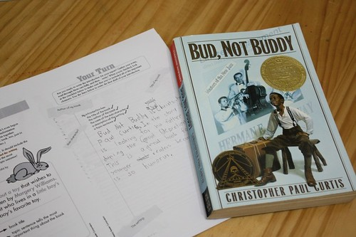 bud not buddy literature analysis