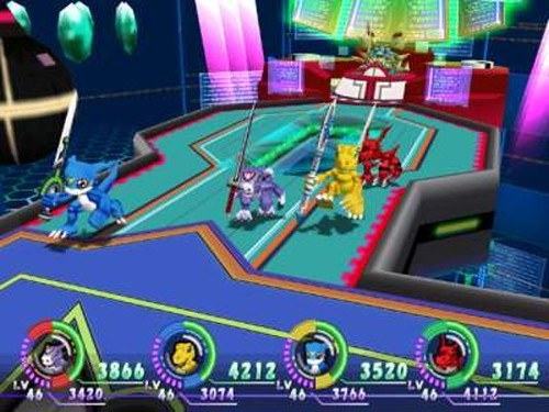 Digimon World: Una nueva version del juego para Playstation