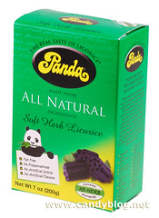Panda Soft Herb Licorice