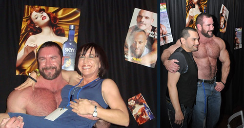 Good Times at the El Paso Sun City Pride Fundraiser with Bo Dixon Sponsored by Daddyhunt 3
