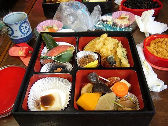 素食日式定食