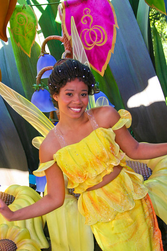 Disneyland Pixie Hollow Iridessa