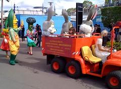 Easter Show parade