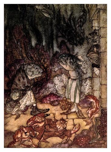 011-A wonder book 1851- Arthur Rackham